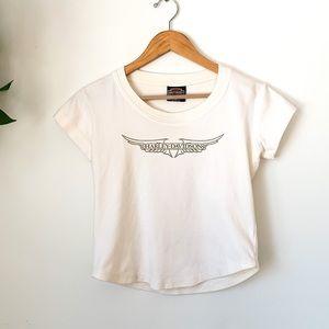 Vintage Harley Davidson Palm Beach T Shirt